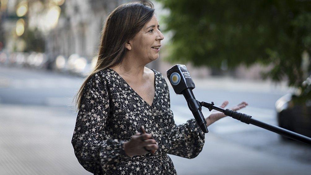 La diputada Cerruti renunció a su banca