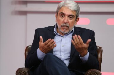 Aníbal Fernández acusó a Arabela Carreras de irresponsable y que Río Negro