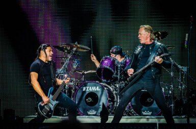 Confirmado: ¡Metallica viene a nuestro país!