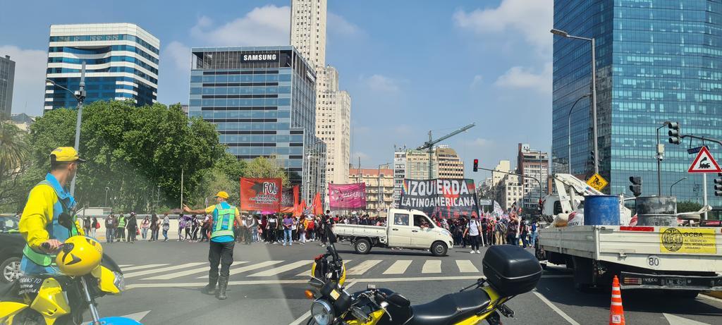 """""""Jornada nacional piquetera"""": dónde son los cortes"""