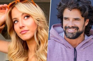 Flor Vigna blanqueó su relación con Luciano Castro: