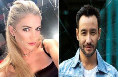 Luciano Pereyra acusado por el entorno de su ex por una 'peligrosa obsesión' hacia ella