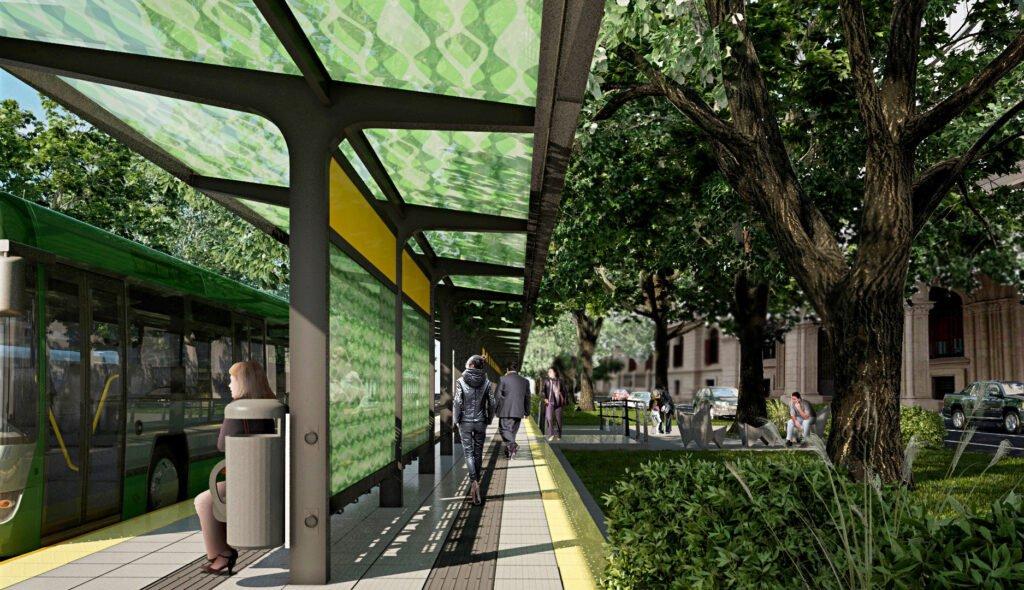 Metrobus del Bajo: suman 1,9 km a su recorrido y llegará a La Boca en 2022