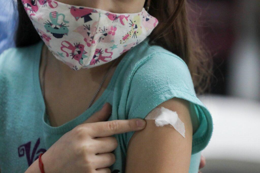 Envían más de 600 mil turnos de vacunas para niños y niñas de 3 a 17 años en la provincia de Buenos Aires
