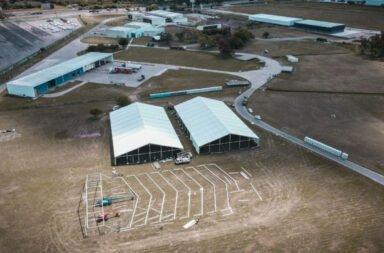 Alberto Fernández y Axel Kicillof inauguran la Expo Escobar, un evento que reunirá a 330 expositores