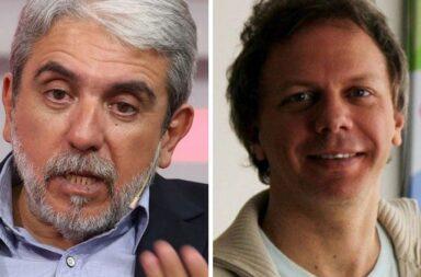 Aníbal Fernández le bajo el tono a la polémica con Nik