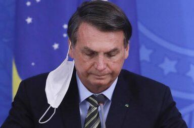 Jair Bolsonaro no se vacunará contra el coronavirus