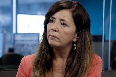 Gabriela Cerruti fue designada
