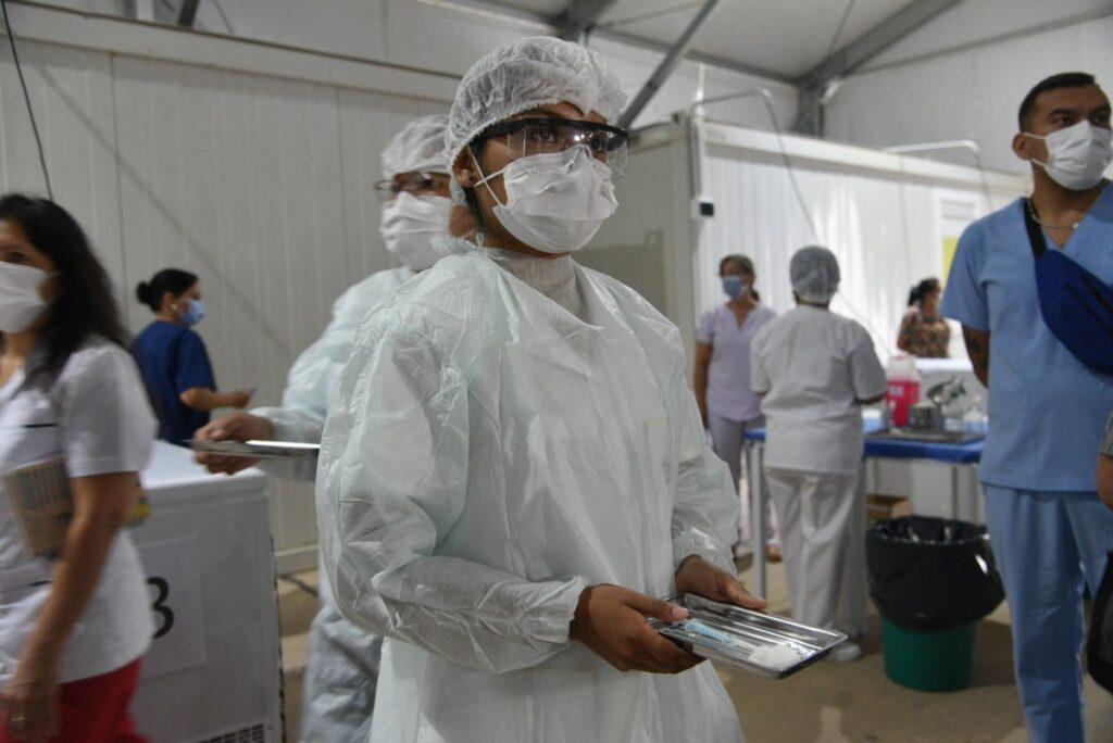 Coronavirus: podrán vacunarse libre los mayores de 18 años en la provincia de Buenos Aires