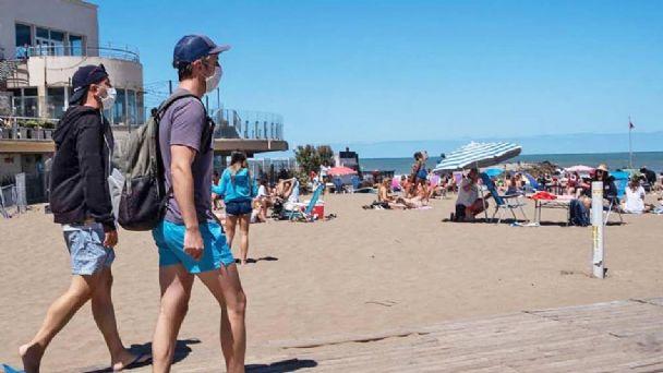 Fin de semana largo: más de 140.000 turistas visitaron el Partido de la Costa