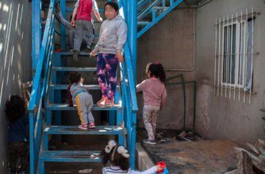 Los niños y niñas del Barrio 31 los más perjudicados durante el desalojo