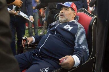 """Causa Maradona: el preparador físico que lo entrenó antes de la muerte lo vio """"con un estado muy desmejorado"""""""