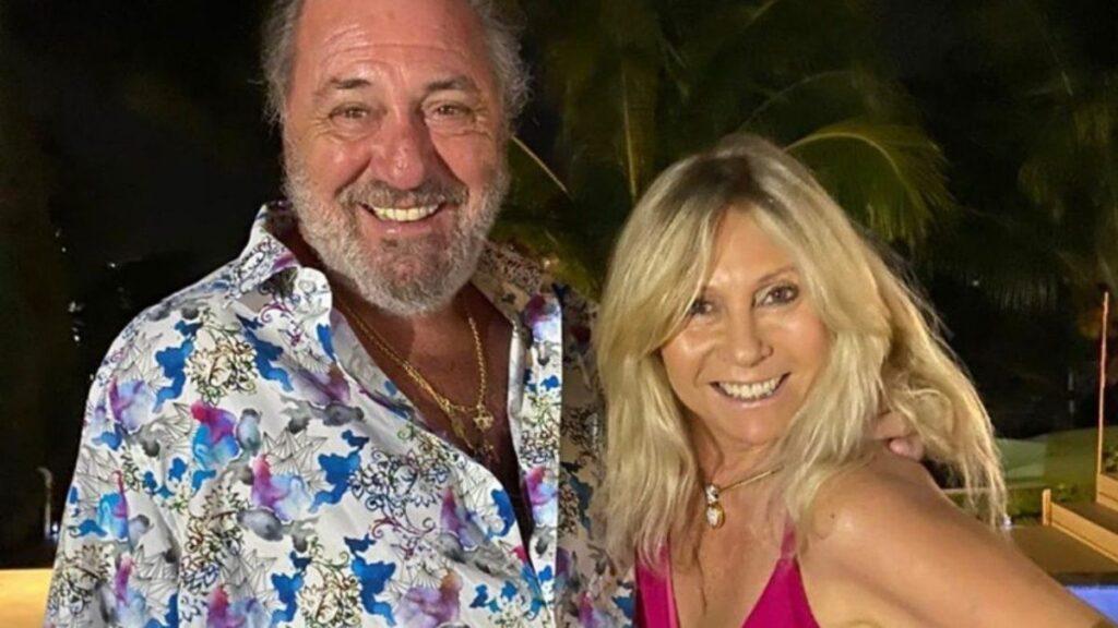 Murió el marido de Ana Rosenfeld tras pasar un mes y medio internado por coronavirus