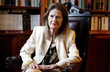 Elena Highton de olasco renuncio a la Corte Suprema de Justicia