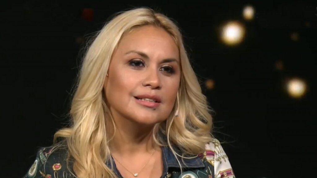 Verónica Ojeda habló de Diego Maradona y las revelaciones de Mavys Alvarez