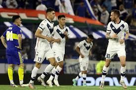 Boca cayó ante Vélez sin atenuantes