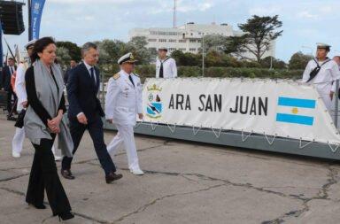 Mauricio Macri se declaro inocente en la causa por espionaje a los familiares el Ara San Juan