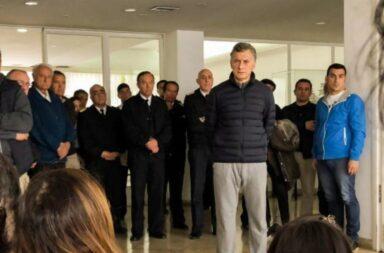 Mauricio Macri fue ciotado a declarar por espionaje a familiares del ARA SAN JUAN