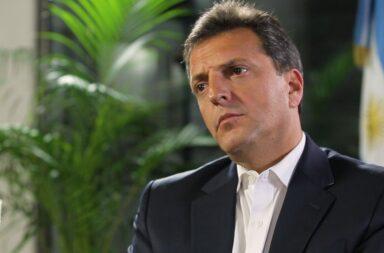 Sergio Massa habló sobre el acuerdo al que convocará el Gobierno pasadas las elecciones