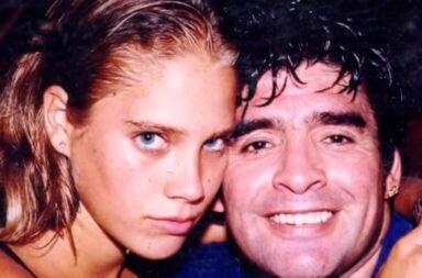 Mavys Alvarez denunció al entorno de Maradona por trata de personas