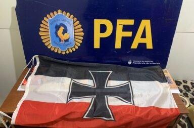 Un seguidor del nazismo que amenazaba con cometer atentados cayó en Buenos Aires