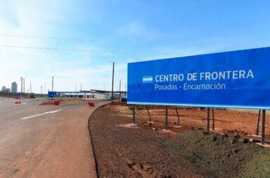 Tras un 18 meses de estar cerrado, este martes reabrieron el Puente Internacional Posadas- Encarnación