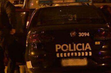 La Policía de Mendoza en el lugra donde el adolescente de 16 años fue brutalmente atacado
