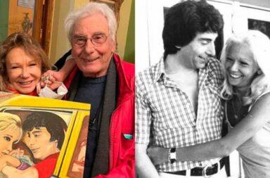 Soledad Silveyra y Claudio García Satur y el emotivo reencuentro a casi 50 años de 'Rolando Rivas taxista'