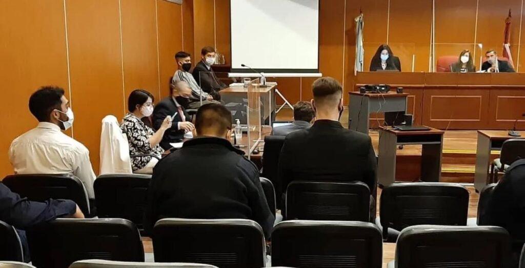 Teruel se mostró arrepentido y relativizó la denuncia