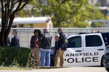 Tiroteo en una escuela de Texas dejó cuatro personas baleadas