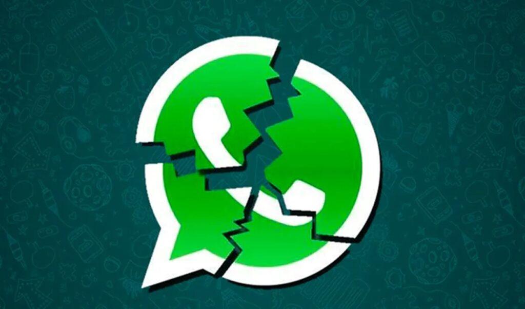 Whatsapp caída